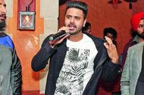 Singer Alfaaz performs at The Village Balcony in Delhi