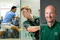 Men's Squash All-Ivy, Postseason Awards Announced