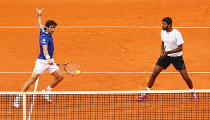 India at French Open: Paes, Bopanna advance; Sania knocked out
