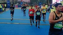 Mumbai Marathon underway, winners of half marathon declared
