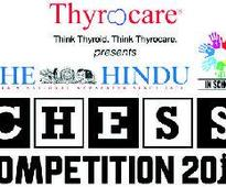 The Hindu Chess Contest on July 20, 21