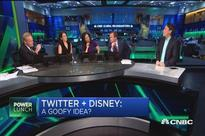 A Twitter-Disney deal wouldn't be a good fit, analyst says