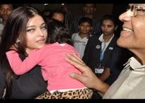 CHECK OUT: Aishwarya Rai's daughter Aaradhya's close-up pictures
