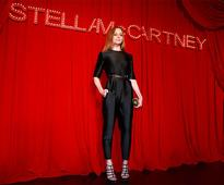 Stella McCartney stylish in her own