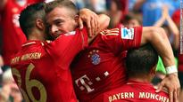 Football: Bayern's new points record
