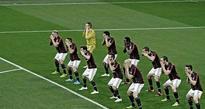 AC Milan players perform bizarre haka before 0-0 draw