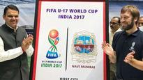 FIFA U-17 World Cup: Maharashtra CM launches host city logo for Navi Mumbai