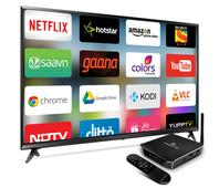 Amkette EVO TV 3 4K Streaming Android Media Player launched for Rs. 7999