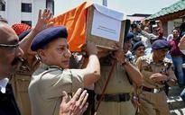 20 arrested for Kashmir police officer's lynching