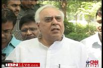 Sibal may be new Law Minister, CP Joshi likely to get Railways