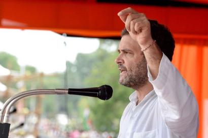 Will simplify GST structure if Congress comes to power: Rahul
