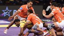 Watch highlights: Puneri Paltan and U Mumba emerge victorious on the first day of Season 4 Pro Kabaddi
