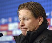 Bundesliga: Struggling Hamburg sack Markus Gisdol as coach with club fighting relegation battle