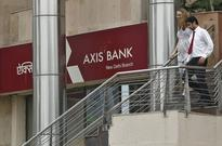 Axis Bank top Sensex loser over SUUTI stalemate; other bank shares also fall