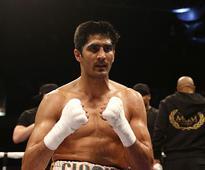 LIVE Rajasthan Rumble, Vijender Singh vs Ernest Amuzu, Boxing Score and Updates: Kharera defeats Sharma