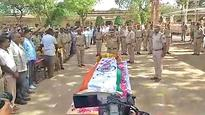 Family demands martyr status for SI Mahendra Chaudhary
