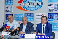 China, India, and Japan: Armenia seeks for new markets