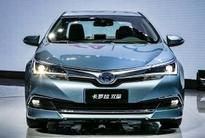 Toyota to Launch Corolla Hybrid