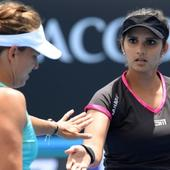 Sania Mirza-Barbora Strycova knocked out of Qatar Open in semis