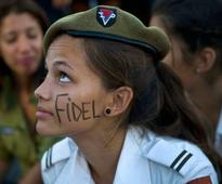 'We can never forget Fidel... he's only done good for us'