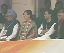 Sonia, Manmohan, Rahul attack BJP for its