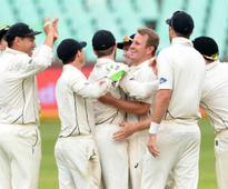 Neil Wagner, Trent Boult excel as New Zealand dominate South Africa on Day 1