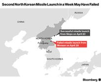 North Korea May Have Made Failed Attempt at Missile Launch: Yonhap