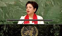 Dr. Maleeha Lodhi hopes The Frontier Post to connect Pakistani community in USA