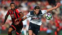 Spurs held by Bournemouth