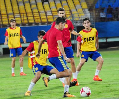 U-17 World Cup: Spain eye knockout berth against North Korea