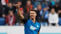 Hoffenheim striker Sandro Wagner: I'm Germany's best attacker by a mile