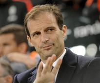 Allegri calls for focus as Juventus gear up for away matches
