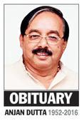 Anjan Dutta passes away in Delhi
