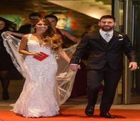 "Football Star Lionel Messi Said ""I Do"" To Childhood Sweetheart Antonella Roccuzzo In The Lavish Wedding Ceremony"
