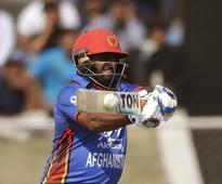 Afghanistan's Shahzad surpasses Kohli in T20Is