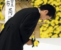 South Korea expresses regret as Japan leaders pay tribute to wartime shrine