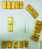 Customs arrests 6 passengers for smuggling gold, euros worth Rs 1.4 cr