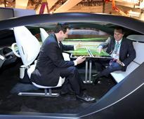 Hitachi, Panasonic floor it with spending on self-driving tech