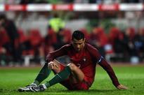 In Cristiano Ronaldo's Absence,...