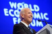 Biden hits Putin's Russia in final address as VP