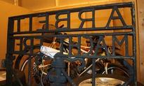 Dachau concentration camp gate found two year...