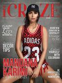 Mandana Karimi Redefines Hotness On Magazine Cover