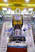 PSLV Launches 5th Navigation Satellite IRNSS-1E