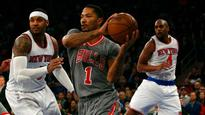Phil Jackson believes Derrick Rose will reinvigorate Carmelo Anthony