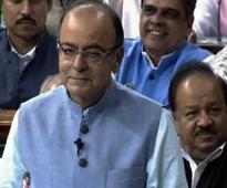 Budget Speech 2016: Treasury benched led by PM Modi, Sushma continuously cheer Arun Jaitley