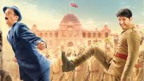 Kapil Sharma is back! This time with the first look poster of his film 'Firangi'