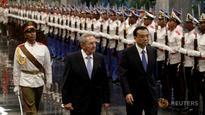 China, Cuba agree to deepen ties during PM Li's Havana visit