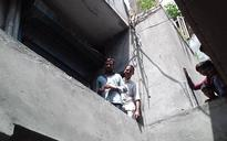 Stopped from taking rest, man throws wife from balcony in Delhi