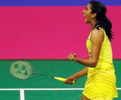 Sindhu, Saina and Srikanth advance at Japan Open