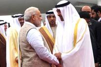 Abu Dhabi Crown Prince in India on 3-day visit